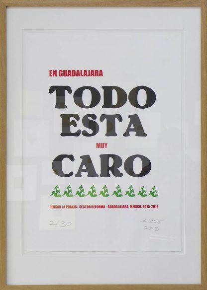 En Guadalajara Todo esta muy Caro